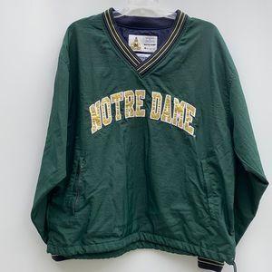 Vintage Champion Notre Dame Fighting Irish jacket